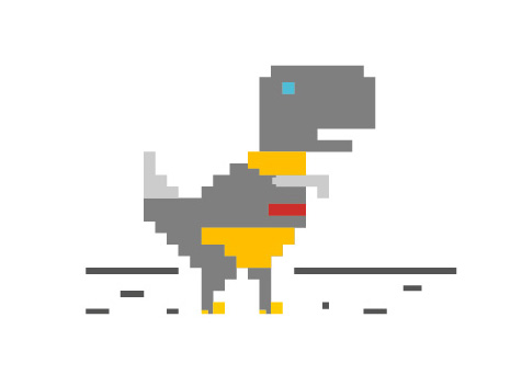 Google Chrome Dino…bot